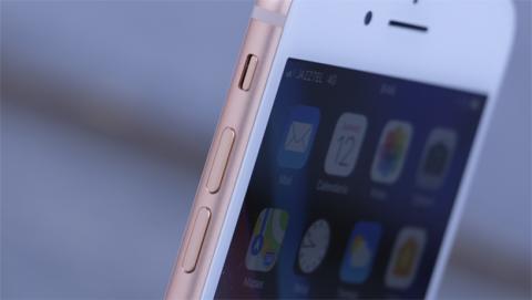 Cómo ajustar el volumen del timbre en iOS 11
