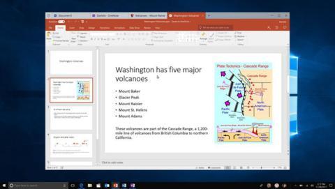 Así es Sets, la nueva característica de Windows 10 que está a punto de llegar.