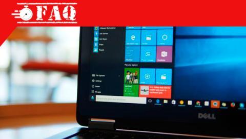 Cómo restablecer los ajustes de fábrica en Windows 10.