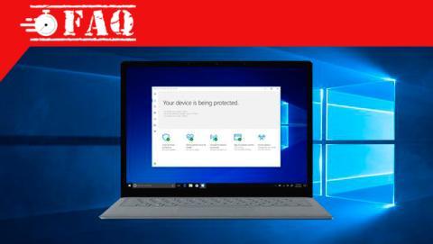 Cómo ver la extensión de un fichero en Windows 10.