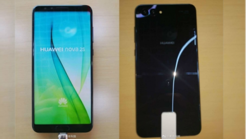Nova 2S, el nuevo gama media premium Huawei