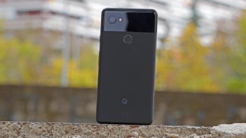 Empecemos el análisis del Google Pixel 2 XL por el diseño