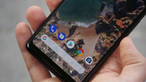 El Pixel 2 XL se suma a las pantallas de esquina a esquina
