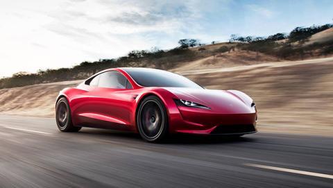 Elon Musk enviará su Tesla Roadster a la órbita de Marte