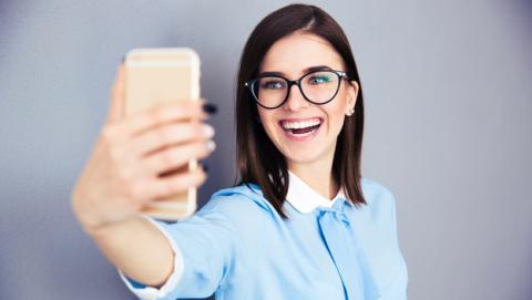 Mejores móviles para hacerse selfies de 2017