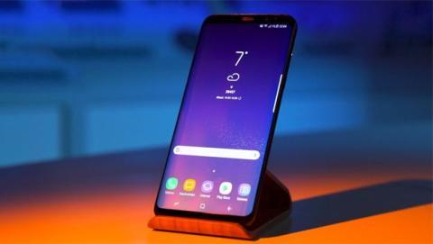 La carga rápida del Samsung Galaxy S8 ha dejado de funcionar.