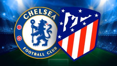 Ver el Chelsea - Atlético de Madrid en streaming online gratis.