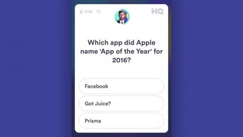 Así funciona HQ Trivia, el juego para iPhone con el que puedes ganar dinero real.