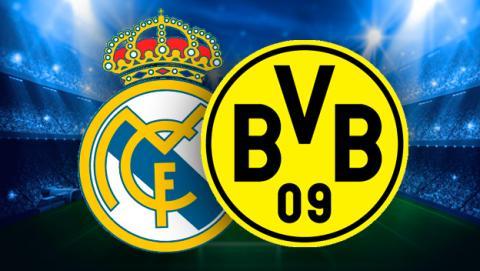 Cómo ver online por Internet el Madrid vs Borussia Dortmund de Champions League.