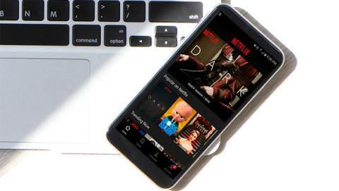 Nuevo Netflix en Android