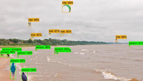 Inteligencia artificial Google NASNet