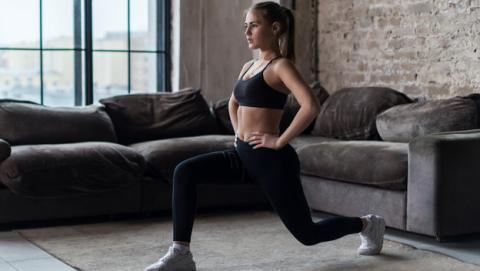 Tabla de ejercicios para adelgazar rápido y estar en forma.