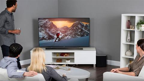 Los mejores televisores de 2017 en relación calidad precio