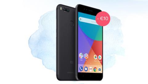 La oferta del Xiaomi Mi A1 por 199 euros