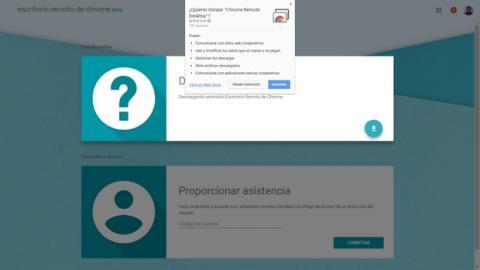 El nuevo Escritorio Remoto de Google se pasa al navegador