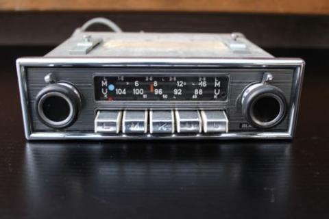 Radio Vinatge para el coche