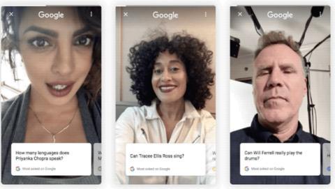 Ahora los famosos responderán a tus dudas con un vídeo en Google