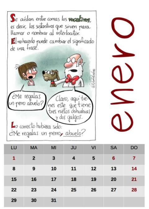 calendario don pardino