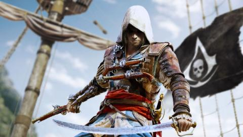 Assassin's Creed Black Flag, gratis por Internet para PC.