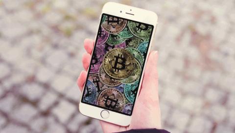 App falsa minar bitcoins iPhone