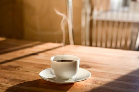 recalentar cafe