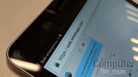 Instalar WhatsApp tablet Android iPad