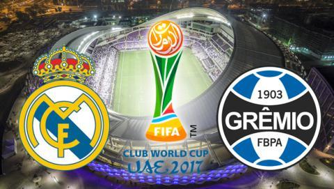 Cómo ver al Madrid en la Final del Mundialito de clubes en directo por televisión e Internet.