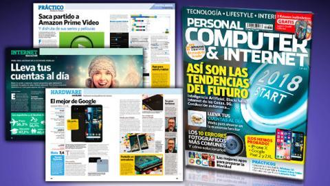 Personal Computer & Internet 182 ¡Ya en tu quiosco!
