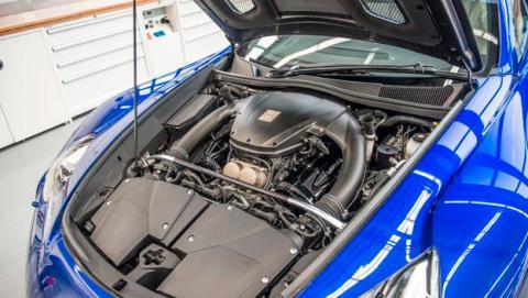 Cómo limpiar motor del coche