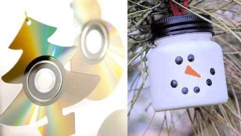 Trucos sencillos para decorar el árbol de Navidad
