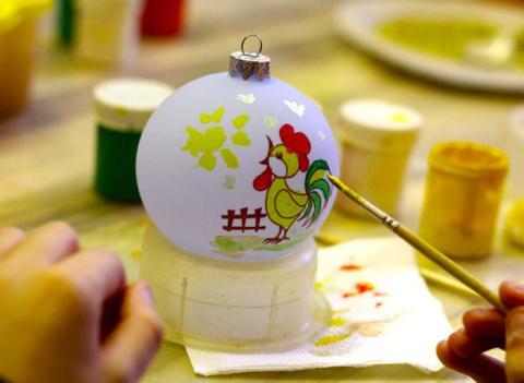 Bola de Navidad personalizable