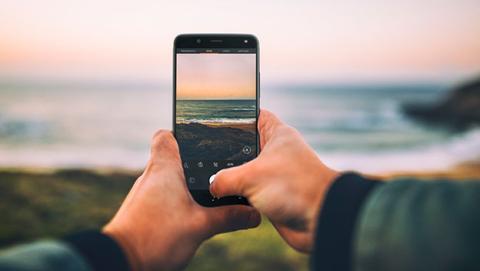 hacer y editar fotos con el móvil