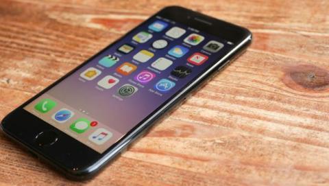 Oferta de Amazon para comprar el iPhone 7 la mejor precio por navidad.