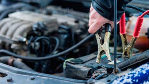La batería es uno de los elementos mecánicos que más sufre con la bajada de las temperaturas