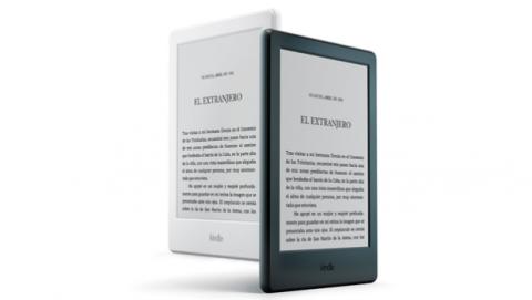 Kindle Amazon rebaja precio regalo Navidad 2017