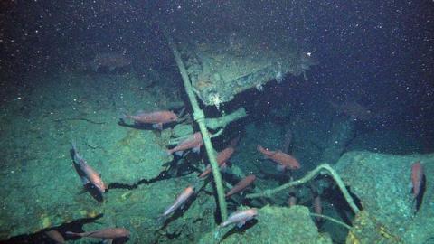 Submarino perdido IGM
