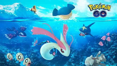 nuevo evento pokémo go