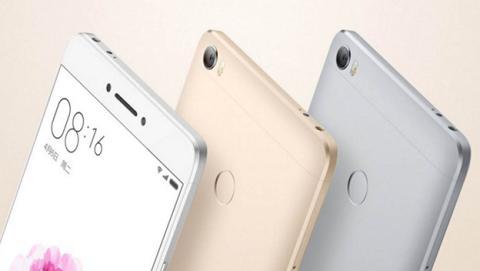 Xiaomi Mi Max 3, una monstruosa phablet de 7 pulgadas y 5500 mAh