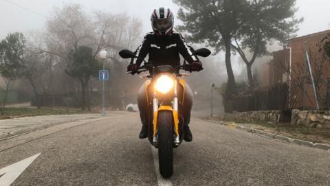 moto eléctrica zero