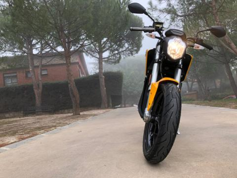 Precio y disponibilidad de la moto eléctrica de Zero que hemos probado