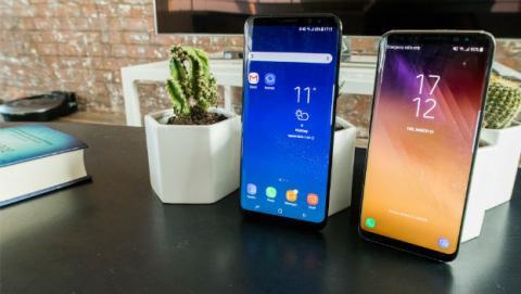Samsung presenta su seguro oficial en España para varios de sus móviles.