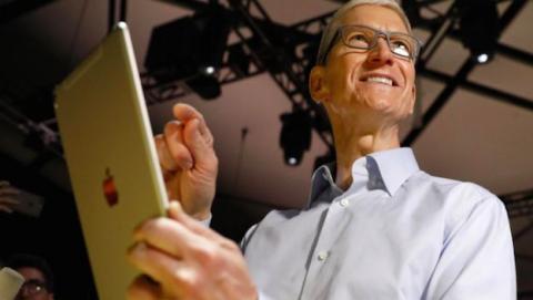 Tim Cook sueldo directivos Apple mejor pagados