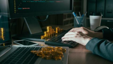 Una nueva extensión de Chrome que mina moneda virtual.