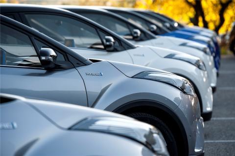 Sistema de Asistencia al Aparcamiento de Toyota
