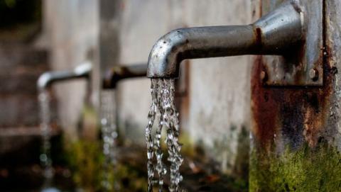 Ni se te ocurra beber agua cruda o sin filtrar.