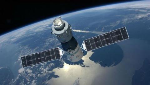 La estación espacial de China se estrellará contra la Tierra en 2018