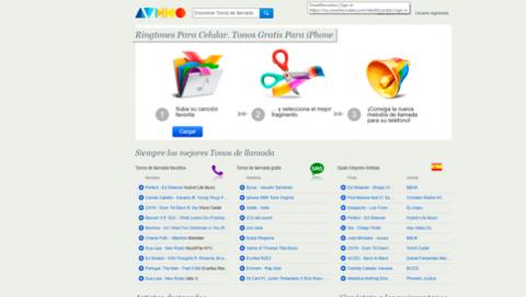 mejores webs para descargar tonos llamada gratis movil