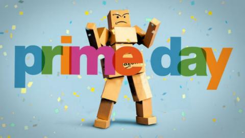 Amazon bate récords durante el Prime Day de 2017.