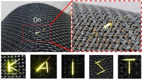 Pantallas OLED flexibles, más cerca gracias a este invento.