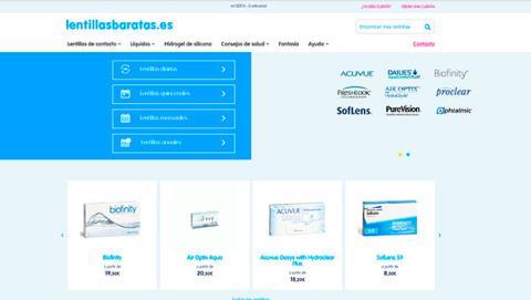 8589f7cea6 Las mejores webs para comprar lentillas baratas online | Tecnología ...